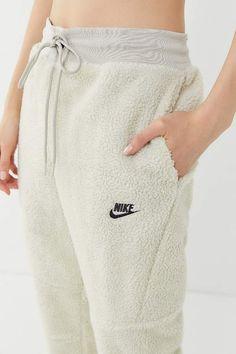 68e2e1486b34ef Nike Sherpa Fleece Jogger Pant Nike Pants, Nike Joggers, Fleece Joggers,  Joggers Outfit