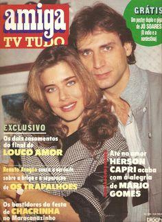 revista amiga e novelas: REVISTAS AMIGA - 1983