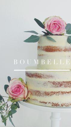 Dieser moderne und schlichte Semi Naked Cake ist dekoriert mit rosafarbenen Rosen und Eukalyptus #seminakedcake #buttercreamcake #hochzeitstorte Vanilla Cake, Party, Wedding Cakes, Desserts, Food, Wedding Day, Engagement, Newlyweds, Wedding Pie Table