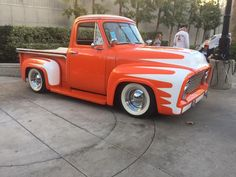 Old Pickup, Ford Pickup Trucks, Classic Trucks, Real Men, Scallops, Old Trucks, Cars And Motorcycles, F1, Hot Rods