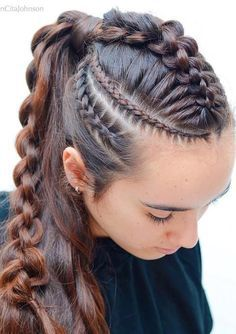 Viking Mohawk Braid Tutorial in 8 Simple Steps and Extra Tips