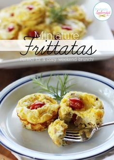 Miniature Frittata Recipe