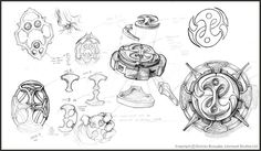 The Guild Seal concept from Fable.