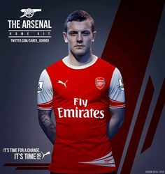 Arsenal Puma kit design, it's not real.see how it says season in the bottom corner? Too bad, its not that bad. Arsenal Football Club, Arsenal Fc, Football Team, Arsenal Transfer News, Jack Wilshere, David Ortiz, Football Design, Fa Cup, Puma