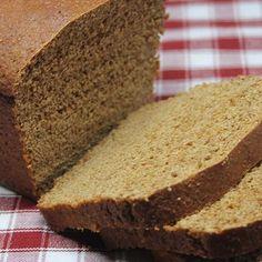 Sweet Rye Bread Recipe, Bread Maker Recipes, White Bread Machine Recipes, Rye Bread Recipe For Bread Machine, Biscuit Bread, Pan Bread, Homemade Rye Bread, Breads, Sweets