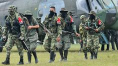 cool Colombia's government reaches ceasefire deal with ELN