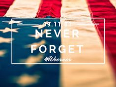 Always remember, #NeverForget. Our thoughts and prayers are with the families of 9/11. #Woerner #Pensacola