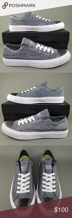 f183d9a6643 CHUCK TAYLOR ALL STAR X NIKE FLYKNIT LOW