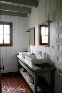 Badezimmer Manoir de L'isle