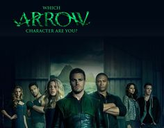 Which 'Arrow' Character Are You? - Quiz - Zimbio    I GOT SLADE