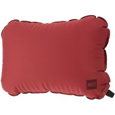 Base Camp Pillow: Bring this big pillow along for a little luxury in the backcountry. Camping With Kids, Go Camping, Outdoor Camping, Camping Stuff, Big Pillows, Fluffy Pillows, Used Campers, Mountain Equipment, Folding Camping Chairs