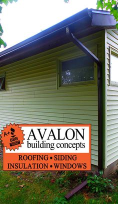 Avalon Building Concepts Installed New Mainstreet Buckskin Siding