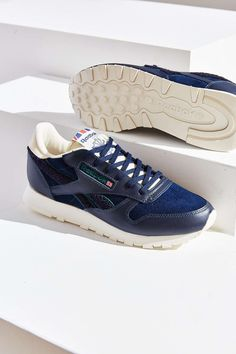 online retailer 0898f ffb5e Reebok X UO Classic Leather Clean Ivy Sneaker New Balance, Reebok, Urban  Outfitters,