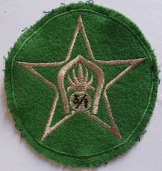 LEGION ETRANGERE AFN ALGERIE 3° Esc 1° REC 1960 Cavalerie Patch insigne ORIGINAL French Foreign Legion, Congo, Macarons, Badges, Patches, Army, Military Men, Gi Joe, Military