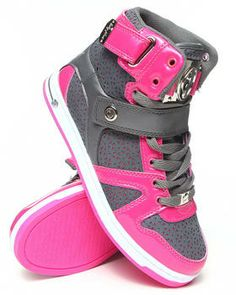 Baby Phat High Top Sneakers (never used)   D, Tops and Babies