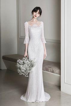Wedding Suits, Wedding Dresses, Beautiful Dresses, Dress Up, White Dress, Celebs, Pure Products, Fashion, Dress
