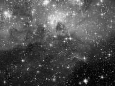 black and white galaxy