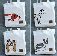 Image result for printed cotton bags