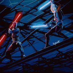 Darth Maul Clone Wars, Star Wars Clone Wars, Star Wars Novels, Star Wars Books, Star Wars Pictures, Star Wars Images, Good Raps, High Ground, Ahsoka Tano