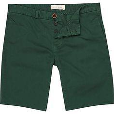 yellow shorts - casual shorts - shorts - men - River Island ...