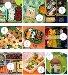 Healthy Fun School Lunches  http://food.yourway.net/healthy-fun-school-lunches/