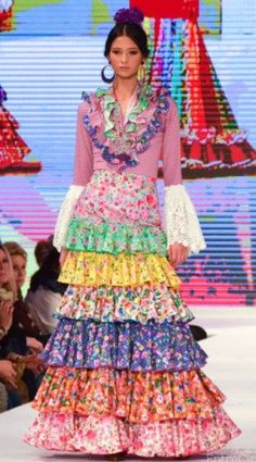 Grunge Fashion, Boho Fashion, Autumn Fashion, Vintage Fashion, Fashion Outfits, Womens Fashion, Spanish Costume, Cute Dresses, Formal Dresses
