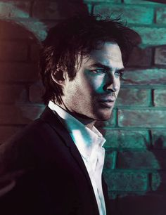 Ian Somerhalder... I think he would make the BEST Christian Grey for the 50 shades of Grey movie !!!