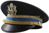 us army asu military intelligence dress blue cg cap