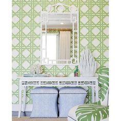 Palm Beach Decor, Tropical Home Decor, Decor Interior Design, Interior Decorating, Decorating Ideas, Decor Ideas, Florida Home Decorating, Condo Furniture, Painted Furniture