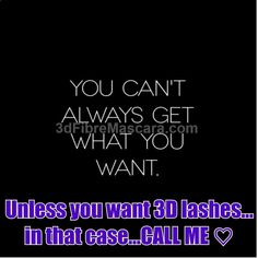 Younique 3D Fiber Lashes! Click here: www.beYOUniquewit... #3dfibremascara #mascara #bestmascara #her #beautyproducts #feminine #ladies #female #products #morning #ideas #dressingup #gifts #new #shop3dfibremascara