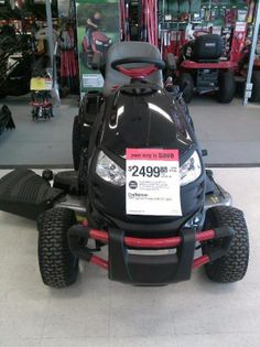 Last season prices on a new tractor!