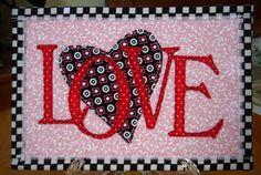 Love Fabric Postcard | Flickr - Photo Sharing!