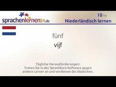 Lernen Sie die wichtigsten 30 Wörter auf Niederländisch!