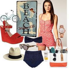 Bank Holiday Beach Babe | Women's Outfit | ASOS Fashion Finder