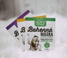 Bahenné masky Coconut Water, Vitamin E