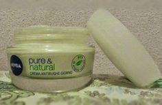Recensione crema NIVEA PURE & NATURAL  http://makeupandfashionbeauty.blogspot.it/2014/08/nivea-pure-natural.html