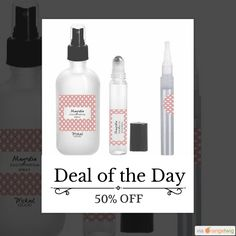 Today Only! 50% OFF this item.  Follow us on Pinterest to be the first to see our exciting Daily Deals. Today's Product: Magnolia | Scent Perfume Fragrance | Grapefruit, Orange, Ylang Ylang, Hyacinth, Freesia, Magnolia | Cruelty Free + Vegan Perfume Buy now: https://www.etsy.com/listing/201478689?utm_source=Pinterest&utm_medium=Orangetwig_Marketing&utm_campaign=April%20Daily%20Deal #etsy #etsyseller #etsyshop #etsylove #etsyfinds #etsygifts #handmade #perfumeoil #perfumeoils #onlineshopping…