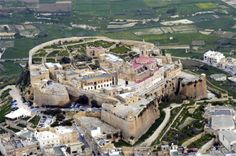 citadel at Victoria in Gozo