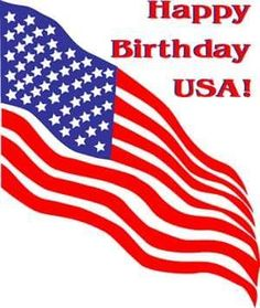 eb6b61a075 Happy 4th of July! #4thofjuly Happy 4th Birthday, Birthday Clips, Happy 4