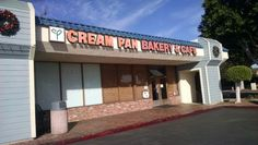 Exterior of Cream Pan bakery in Tustin, CA - Picture of Cream Pan, Tustin - Tripadvisor La Eats, Trip Advisor, Bakery, Exterior, California, Cream, Outdoor Decor, Pictures, Creme Caramel