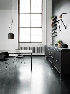 Vipp table - via Coco Lapine Design