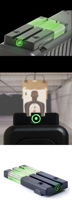 Other Hunting Scopes and Optics 7307: Meprolight Ml63115g Fiber-Tritium Bullseye Circle-Dot Rear Sight, Sig Sauer -> BUY IT NOW ONLY: $149 on eBay! http://riflescopescenter.com/category/bushnell-riflescope-reviews/