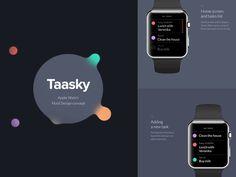Tassky_Smart Watch
