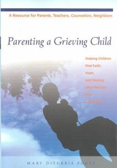Teaching children how to deal with death can be a difficult process, but it can be made easier by following certain guidelines. In Parenting a Grieving Child, author Mary DeTurris Poust offers practical advice for parents helping children through the grieving process, whether it's the loss of a parent, the death of a sibling, even the death of a pet. Stories from real parents enhance the information and offer hope for healing.