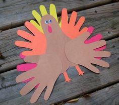15 Easy Thanksgiving Crafts for Kids | Disney Baby