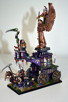 Empire War Altar of Morr Left side | Flickr - Photo Sharing!