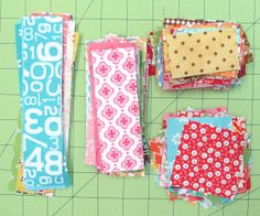 tutorials and how to use your scraps