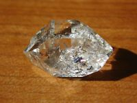 Herkimer Diamond Quartz Crystal, Authentic Water Clear NY Mineral Specimen SALE