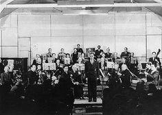 Westerbork Nazi Prison Camp Orchestra. July 1942-April 1945, The Netherlands.