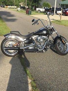 eBay: Harley-Davidson: Softail 2014 harley davidson softail breakout #harleydavidson usdeals.rssdata.net